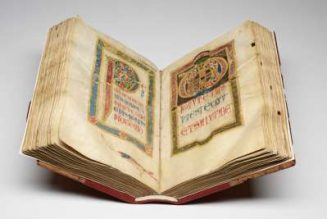 Baltimore museum showcases medieval missal once used by St. Francis of Assisi…