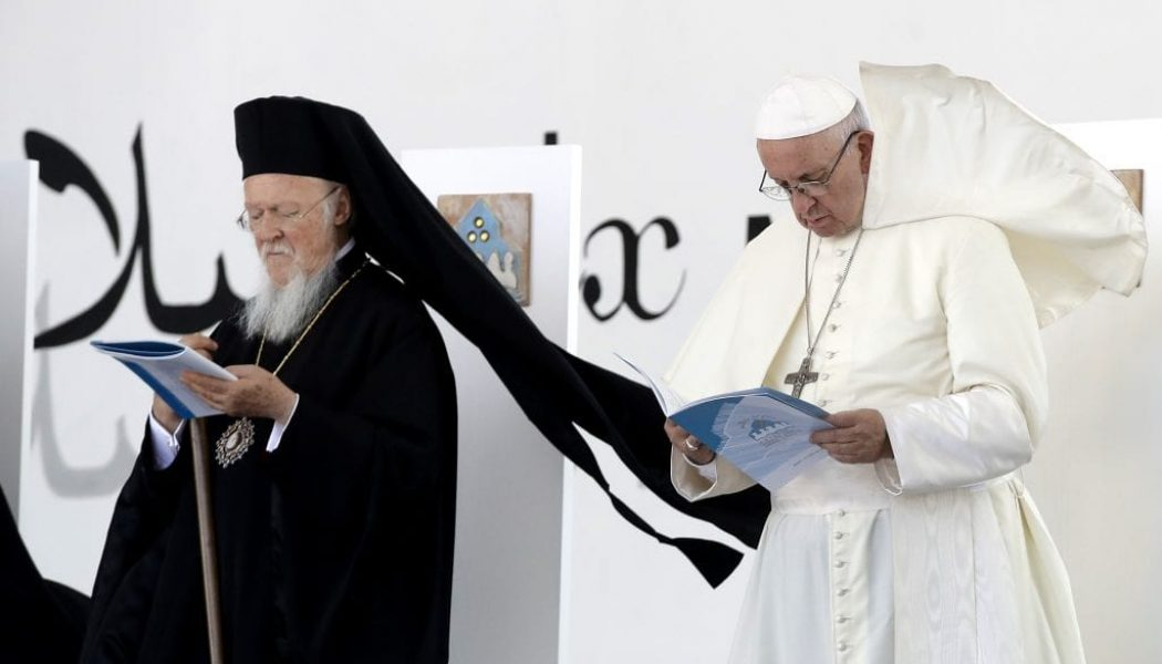 Bari trip gives Pope a chance to help save Christianity in the Middle East…