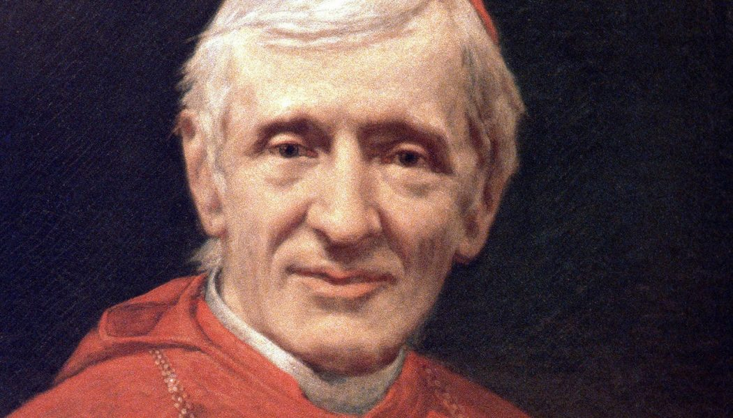 Only first-class relic of St. John Henry Newman stolen from Birmingham Oratory…