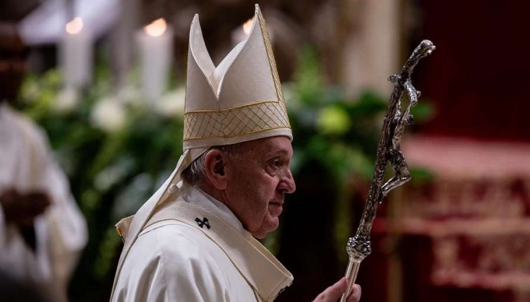 Personal conversion needed to confront Satan's lies, Pope Francis says in Lent message…