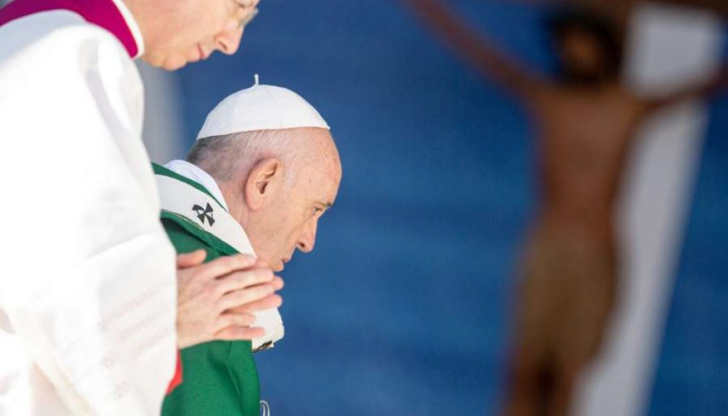Pope's Sunday Angelus: Ask God for the strength to love your enemies…