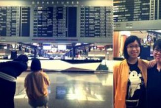 The disappearing sound of Solari boards, those clickety-clack departure signs seen in old airports and train stations…