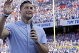 Tim Tebow says he'd rather be known for saving babies than winning Super Bowls…