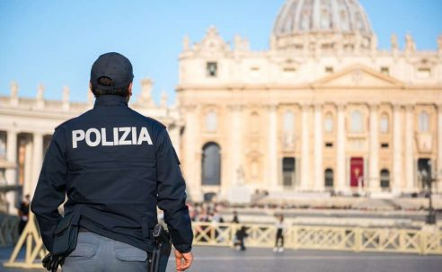Vatican official raided over London property deal investigation…