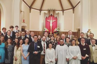 Why are so many Hillsdale College students becoming Catholic?