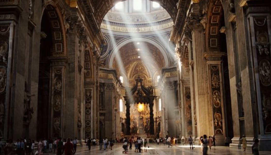 Why I became a Catholic…
