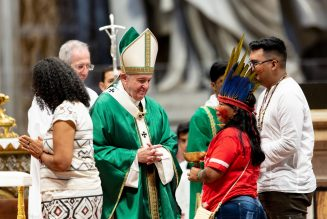 With cold water thrown on hopes of progressive Catholics, 'Querida Amazonia' could help 'reduce internal Church factions,' says Cardinal Müller…