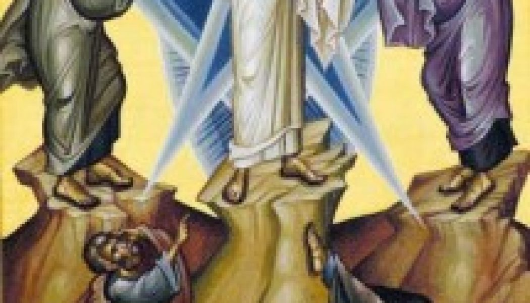 2nd Sunday of Lent: Every round goes higher…