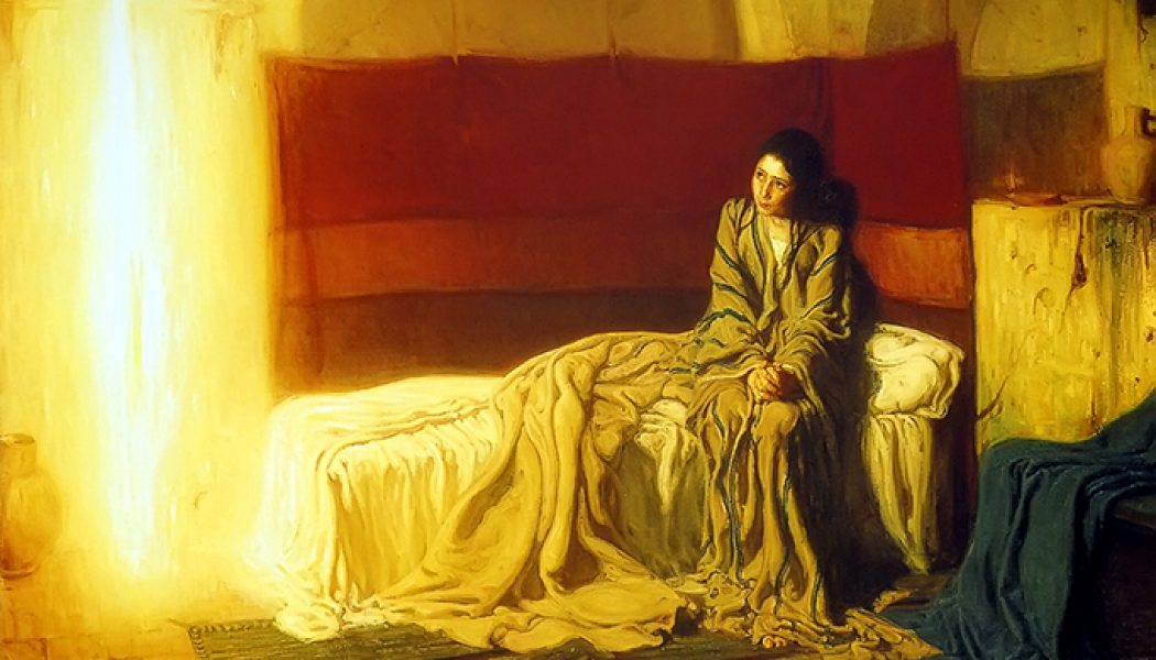 8 things to know and share about the Annunciation…