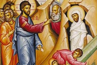 Baptism as Resurrection: Readings for 5th Sunday of Lent…