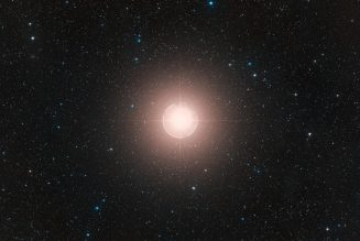 Betelgeuse is getting brighter and it's not ready to explode after all. Darn…..