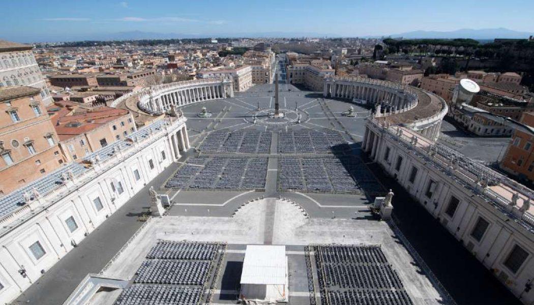 Cardinal De Donatis announces closure of all churches in Rome through April 3…