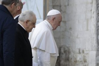 Explaining the Pope's soft touch on the survival of Middle Eastern Christianity…