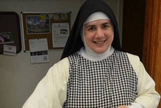 I'm a cloistered nun and I've been social distancing for 29 years. Here are tips for staying home amid coronavirus fears…..