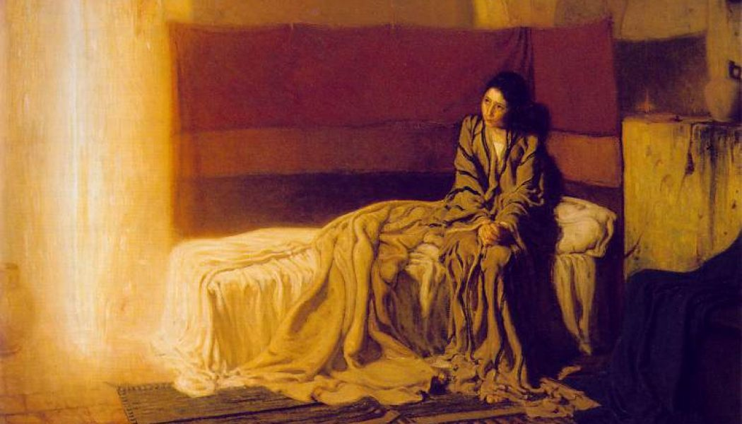 Mulier Fortis — A homily for the Solemnity of the Annunciation…