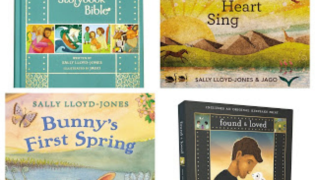 On-Demand Interview with Sally Lloyd-Jones of the Jesus Storybook Bible