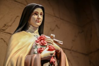 St. Thérèse of Lisieux and the pandemic…