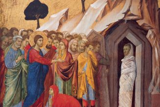 Untie him and let him go free: A homily for the 5th Sunday of Lent…