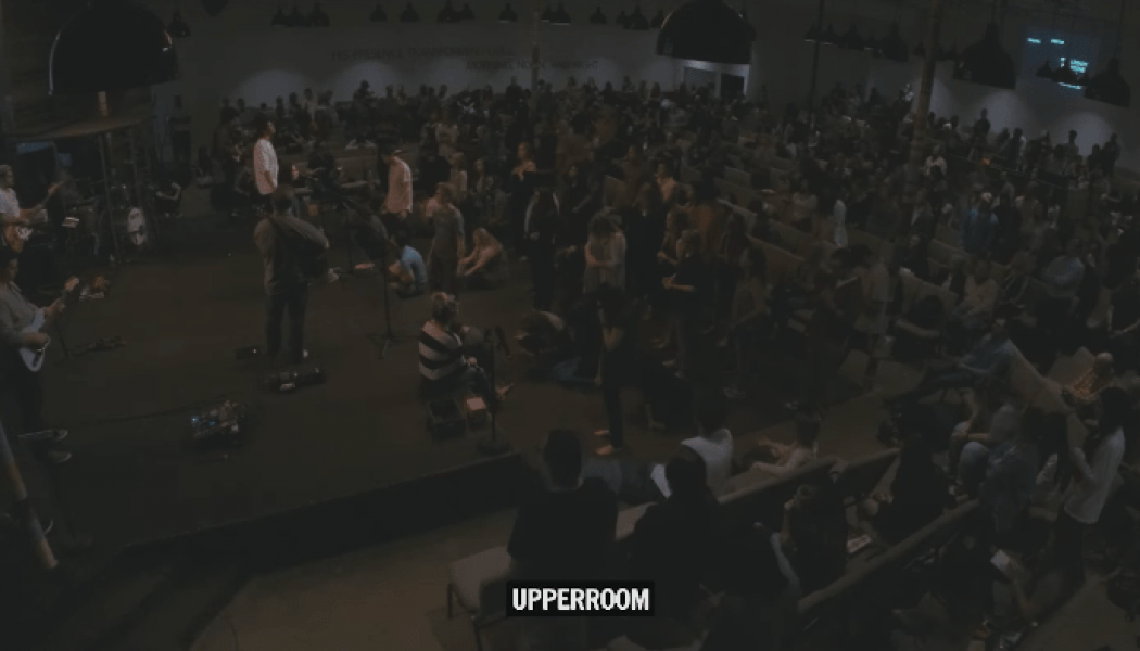 UPPERROOM – Beauty For Ashes