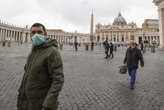Vatican confirms first coronavirus case as Pope recovers from cold…