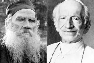 When lions Clash: Leo XIII vs. Leo Tolstoy…