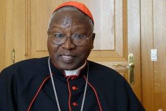 African cardinal tests positive for coronavirus as pandemic spreads…