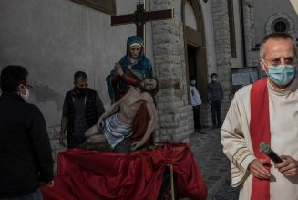 As they console coronavirus victims, Italy's priest are dying, too…