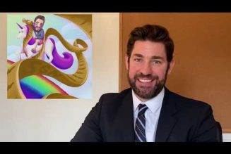 Baseball is Back: Some Good News with John Krasinski (Episode 3)…