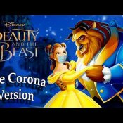 Beauty and the Beast: The second-funnest coronavirus video you'll see all week…