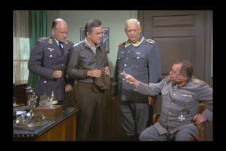 Burkhalter tells Klink to tell Schultz to tell Hogan…..