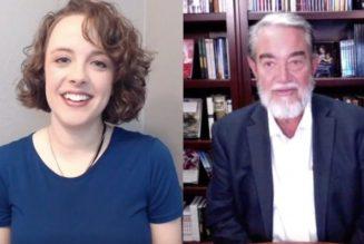 ChurchPOP's Jacqueline Burkepile and Scott Hahn talk coronavirus and our hope in the resurrection of the dead…