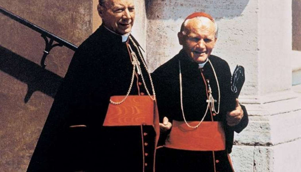 Coronavirus pandemic delays beatification of Stefan Cardinal Wyszyńsk, John Paul II's 'unforgettable primate'…