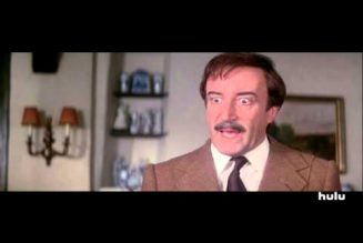 Inspector Clouseau interrogates the staff…