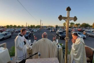Las Cruces bishop first in U.S. to resume public Masses amid coronavirus…