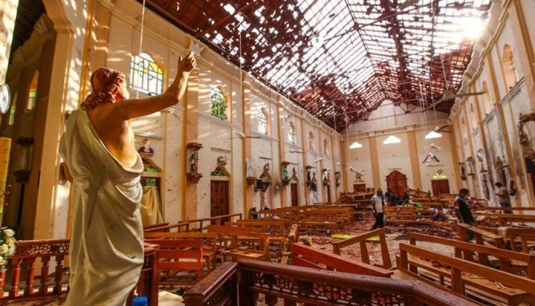 One year later, Sri Lanka stops to remember 280 victims of Easter Sunday 2019 church bombings…