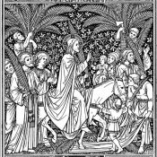 Palm Sunday: See what the end shall be…