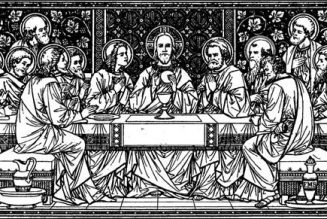 Passiontide Chronology: Holy Thursday…