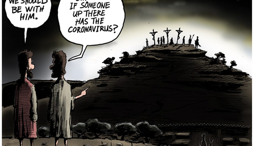 People with coronavirus need Confession and Anointing…