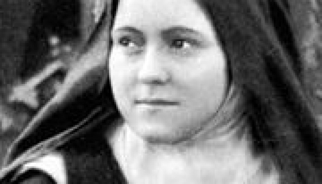 The connection between St. Thérèse of Lisieux and Saint Faustina is no coincidence…