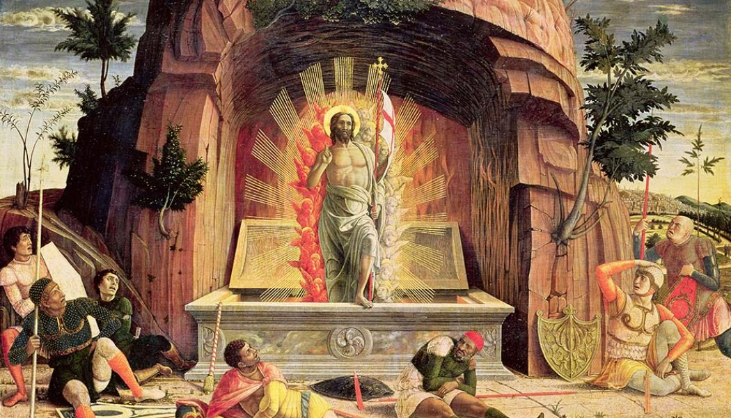 The joy of Easter: Singing and living like Christ is alive…