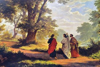 "This Sunday is ""Emmaus Road Sunday"" — here are the readings…"