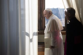 What the Pope really said (or didn't say) about the new coronavirus and nature …