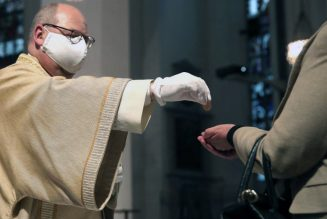 Cardinal Sarah says many pandemic Communion proposals are 'madness'…