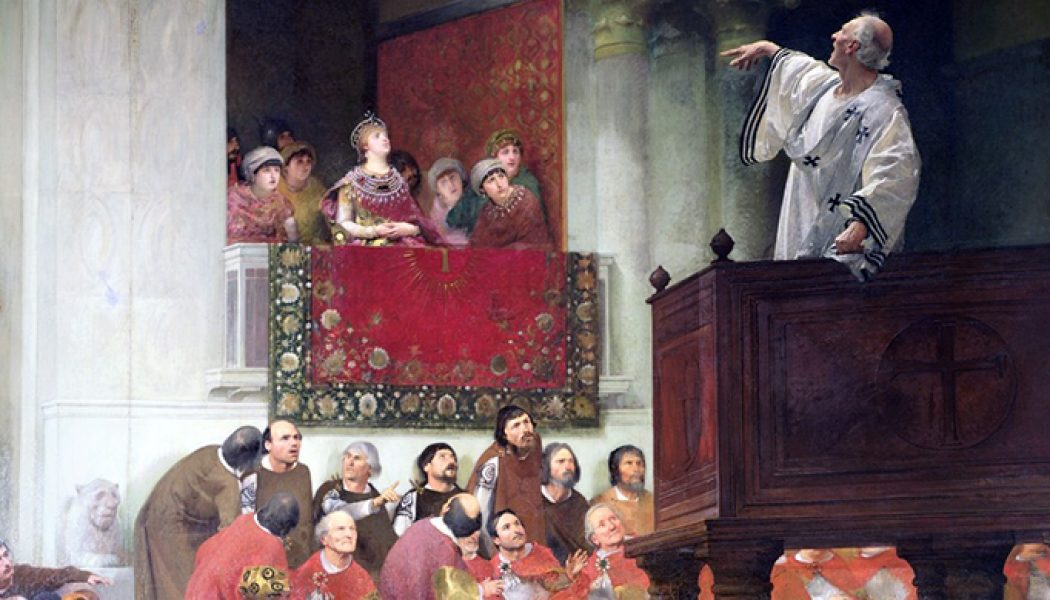 COVID-19 has made it clearer than ever: Bishops, priests and deacons need better homily and social media training…