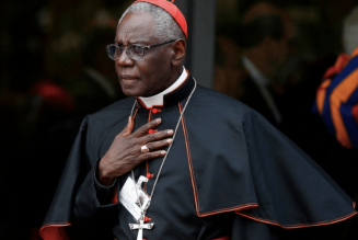 Here's Archbishop Viganò's side of the story about his spat with Cardinal Sarah…