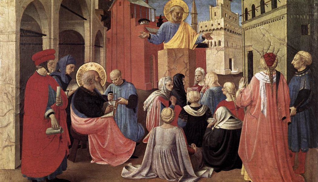 """""""It is the decision of the Holy Spirit and us"""" — A teaching on the Catholicity of the early Church…"""