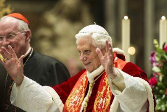 Joseph Ratzinger, theological reformer…