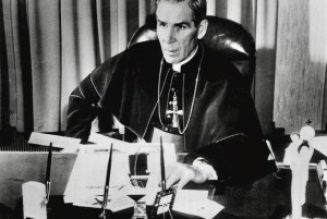 """""""Lord, teach us to pray"""" — Reflections on Fulton Sheen…"""