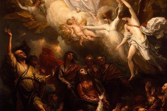 Love Lifted Me: A homily for the Ascension of the Lord…