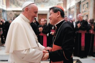 Pope Francis just raised Cardinal Tagle to a new rank. Why does this matter, you say? The answer may come in the next papal election…..